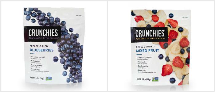 crunchies fruit snacks