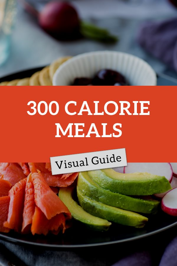 What Do 300 Calorie Meals Look Like