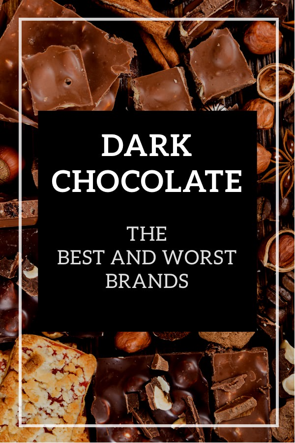 healthy dark chocolate brands