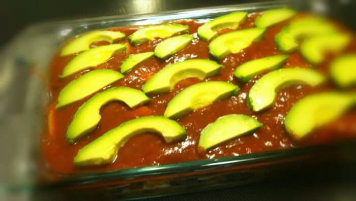 enchilada-baking