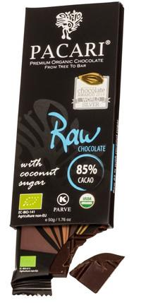 pacari organic chocolate