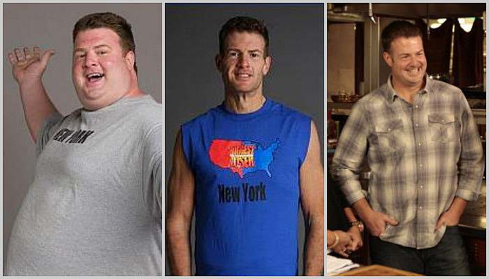 Biggest loser then and now have former winners kept the weight off erik chopin season 3 ccuart Images