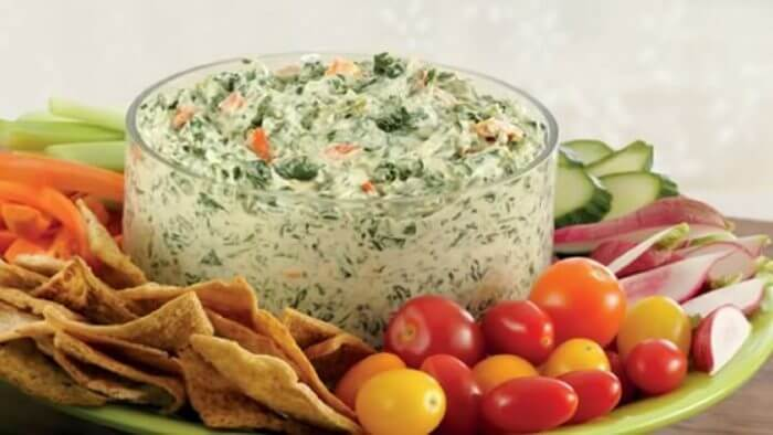 Spinach Dip 2 0