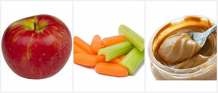 celery-carrots-peanutbutter-apple