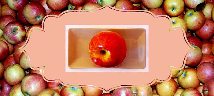 apple a healthy snack