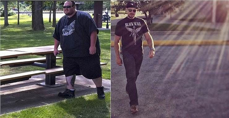 Kyle S Inspiring Extreme Weight Loss 270 Lbs Without Surgery