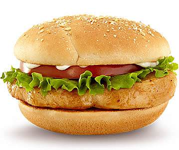 Healthiest Fast Food Chicken Sandwich Guide For The Weary