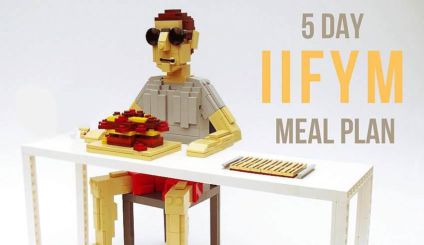 IIFYM Meal plan