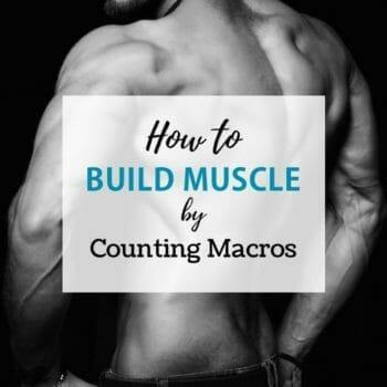 muscle building macros