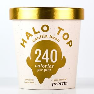 Vanilla Bean Halo Top