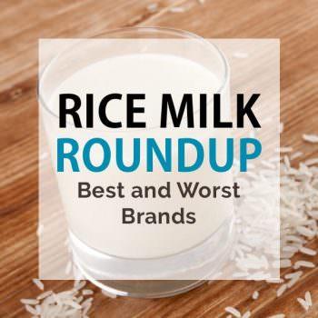 best rice milk brands