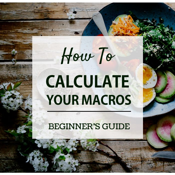 learn to calculate your macros