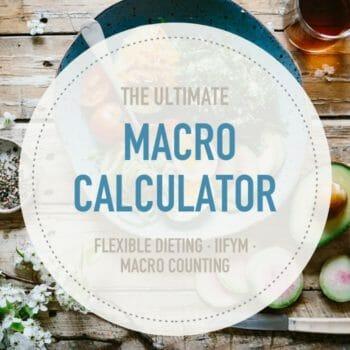 Ultimate Macro Calculator