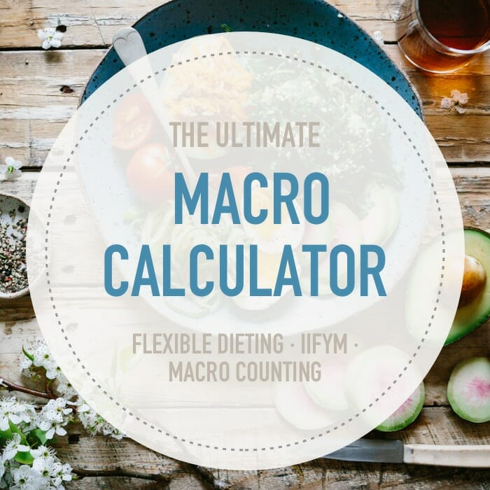 Image result for Get Benefits of Flexible Dieting Macro Calculator