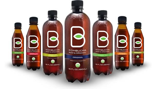 B tea brand