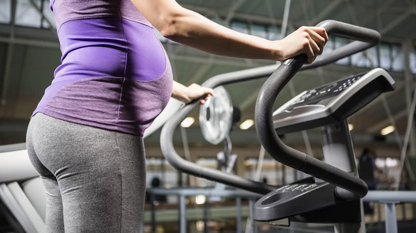 fitness while pregnant