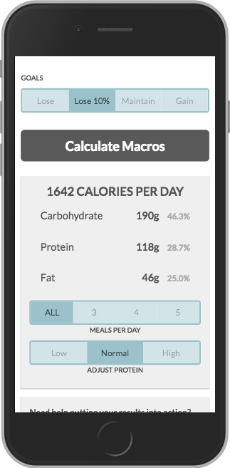 The ultimate guide to calculating macros meal prep on fleek™.