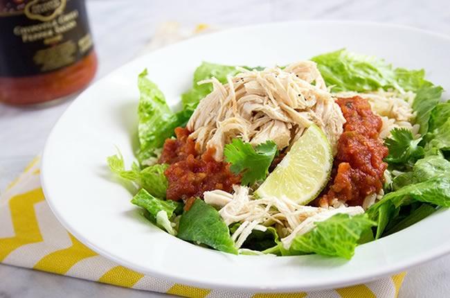 chicken chipolte bowl