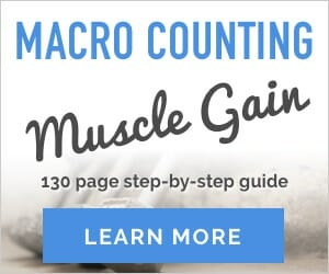 Macros for Muscle Gain