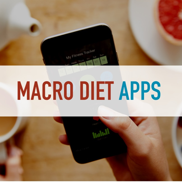 Best macros tracking apps
