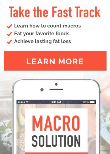 Counting Macros For Losing Weight Without Starvation