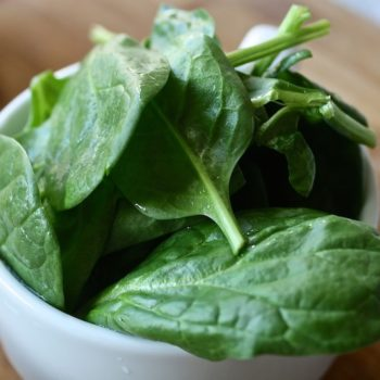 health properties of spinach