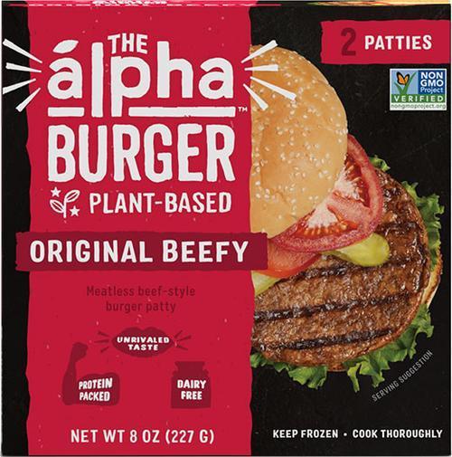 Alpha Burger