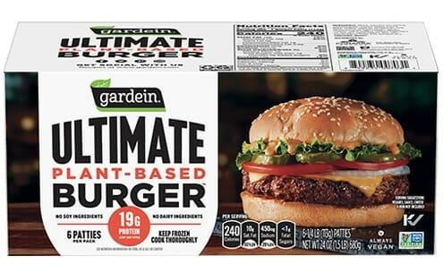 gardein plant based burgers