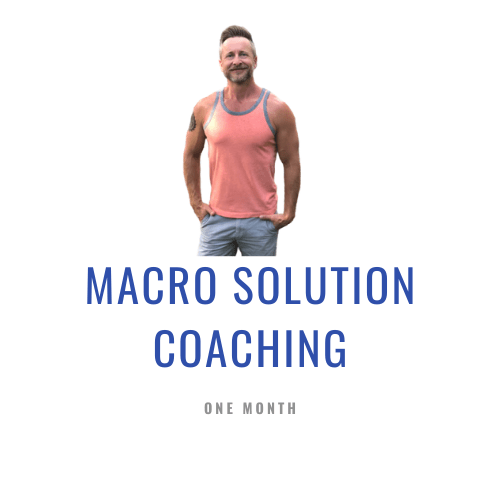 one month coaching