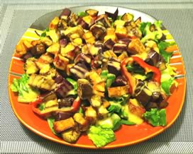 roasted-veggie-salad